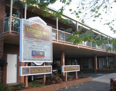 Templers Mill Motel - Accommodation Gladstone