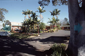 Dawson Motor Inn - Accommodation Gladstone