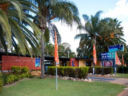 Motel Oasis - Accommodation Gladstone