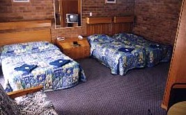 Border Motel - Accommodation Gladstone