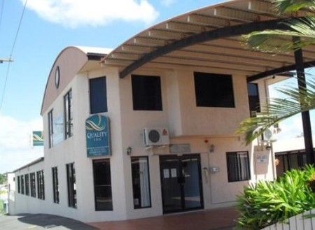 Quality Inn Harbour City - Accommodation Gladstone