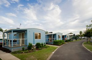 Cotton Tree Holiday Park - Accommodation Gladstone