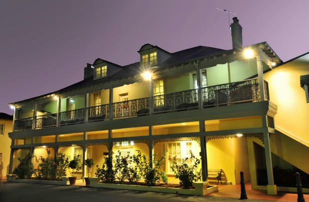 Best Western The Clifton - Accommodation Gladstone