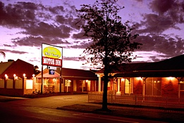 Dalby Mid Town Motor Inn - Accommodation Gladstone