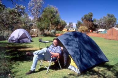 Voyages Ayers Rock Camp Ground - Accommodation Gladstone