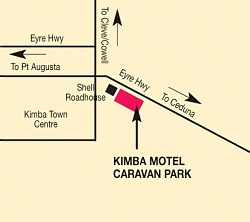 Kimba Motel Caravan Park - Accommodation Gladstone