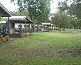 Beachfront Caravan Park - Accommodation Gladstone