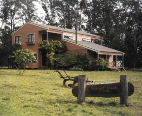 Moffat Falls Lodge And Cottages - Accommodation Gladstone