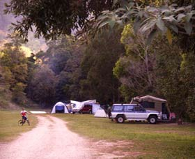Mt Warning Holiday Park - Accommodation Gladstone