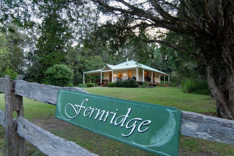 Fernridge Farm Cottage - Accommodation Gladstone