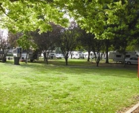Cowra Van Park - Accommodation Gladstone