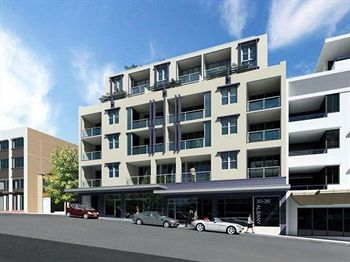 Wyndel Apartments - Encore - Accommodation Gladstone