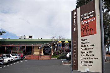 Matthew Flinders Hotel - Accommodation Gladstone