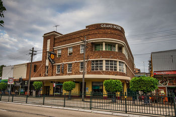 Grand Hotel Rockdale - Accommodation Gladstone