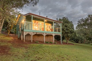 Pencil Creek Cottages - Accommodation Gladstone