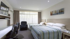 BEST WESTERN Aspen and Apartments - Accommodation Gladstone