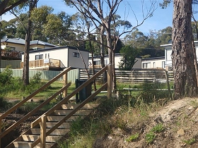 Coningham Beach Holiday Cabins - Accommodation Gladstone