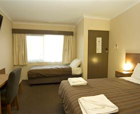 Seabrook Hotel Motel - Accommodation Gladstone