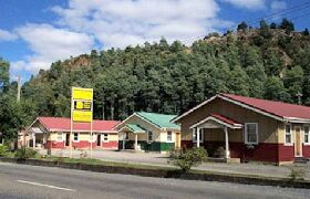 Mountain View Motel Queenstown - Accommodation Gladstone