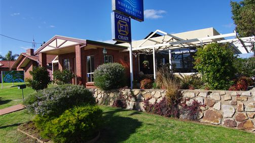 Murray River Motel - Accommodation Gladstone