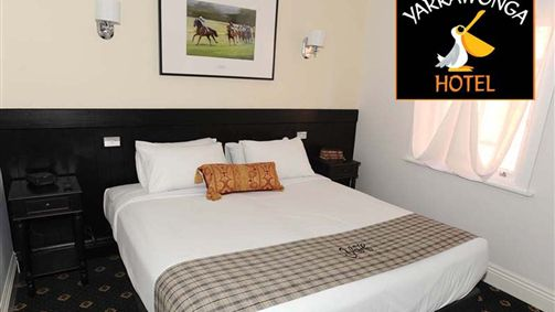 The Yarrawonga Hotel - Accommodation Gladstone