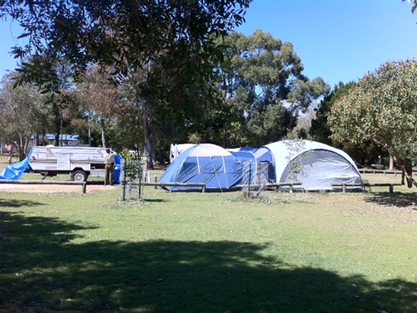 Amity Point Camping Ground - Accommodation Gladstone