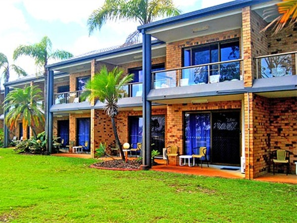 Bribie Waterways Motel - Accommodation Gladstone