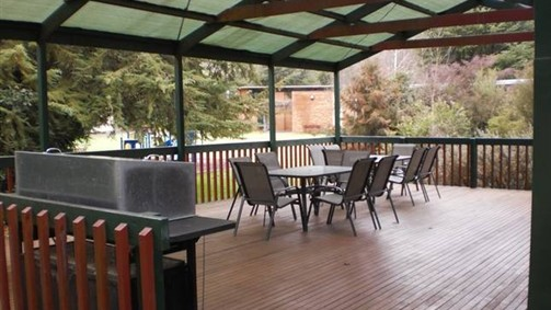 Feathertop Chalet - Accommodation Gladstone