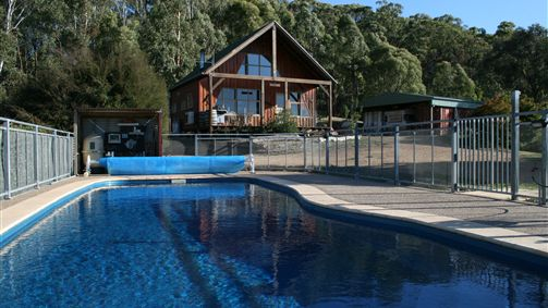 Karoonda Olive Grove Retreat at Mt Buffalo Olives - Accommodation Gladstone