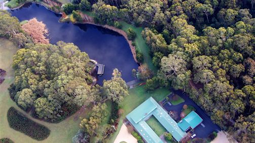 Cave Hill Creek - Accommodation Gladstone