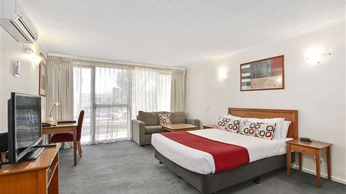 Quality Inn and Suites Knox - Accommodation Gladstone