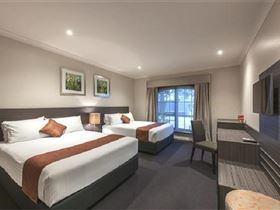 Hahndorf Resort Tourist Park - Accommodation Gladstone