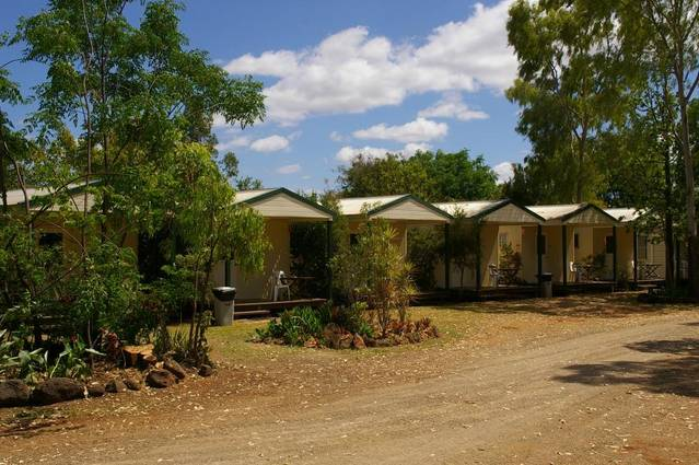 Bedrock Village Caravan Park - Accommodation Gladstone