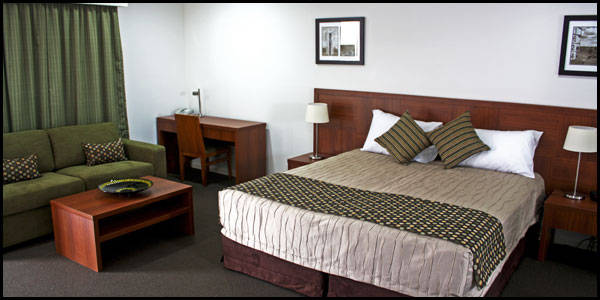 Chinchilla Downtown Motor Inn - Accommodation Gladstone