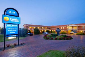 Comfort Inn  Suites King Avenue - Accommodation Gladstone