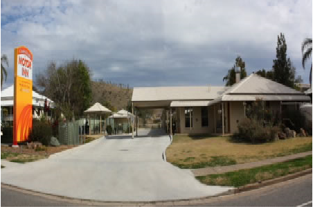 Country Roads Motor Inn - Gayndah - Accommodation Gladstone
