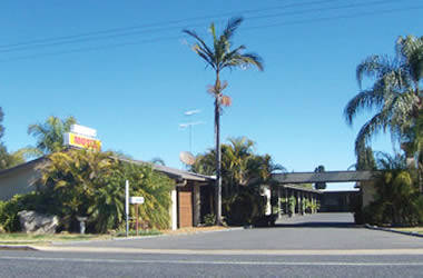 Countryman Motel - Accommodation Gladstone