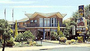 Countryman Motor Inn - Accommodation Gladstone