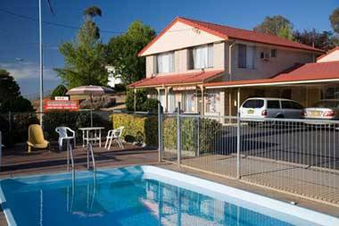 Econo Lodge Alabaster - Accommodation Gladstone