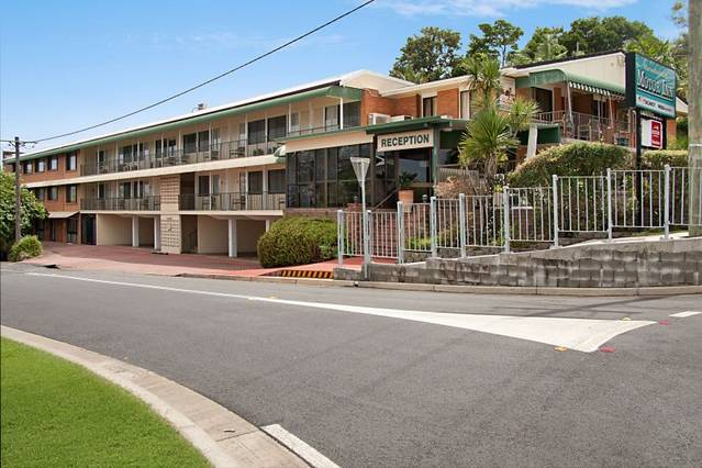 Econo Lodge Murwillumbah - Accommodation Gladstone