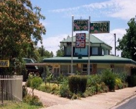Garden Court Motor Inn - Accommodation Gladstone