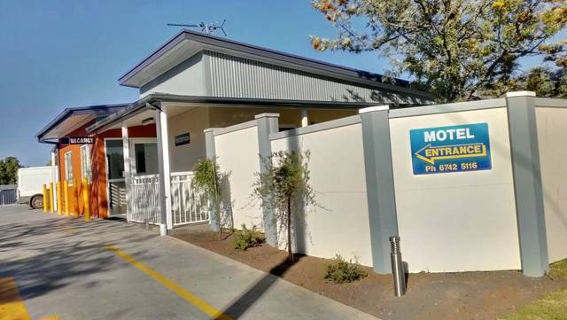 Gunnedah Lodge Motel - Accommodation Gladstone