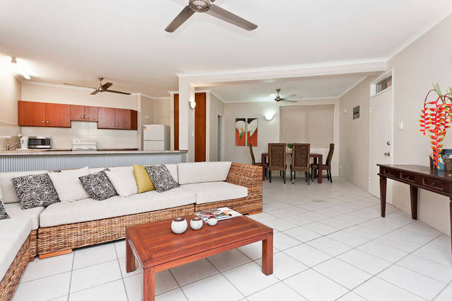 Kemboja Apartments - Accommodation Gladstone