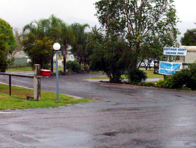 Kootingal Kourt Caravan Park - Accommodation Gladstone