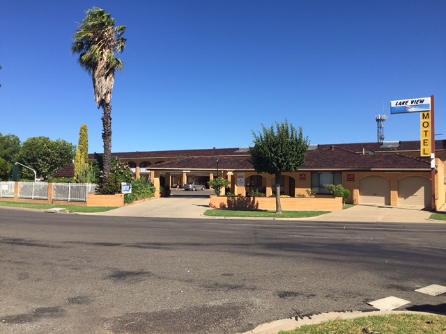 Lakeview Motel - Accommodation Gladstone