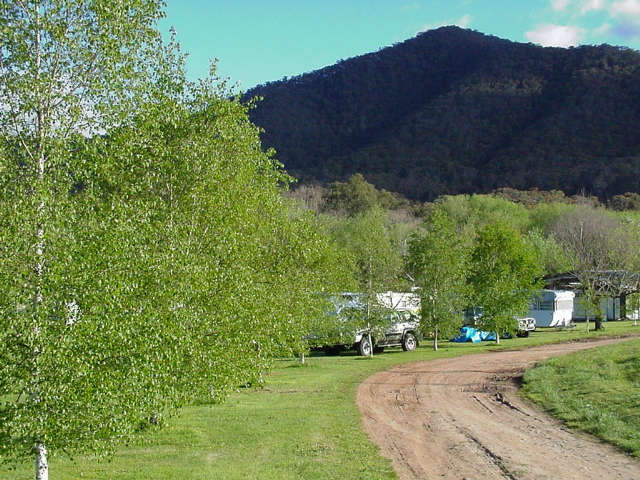 Magorra Caravan Park - Accommodation Gladstone