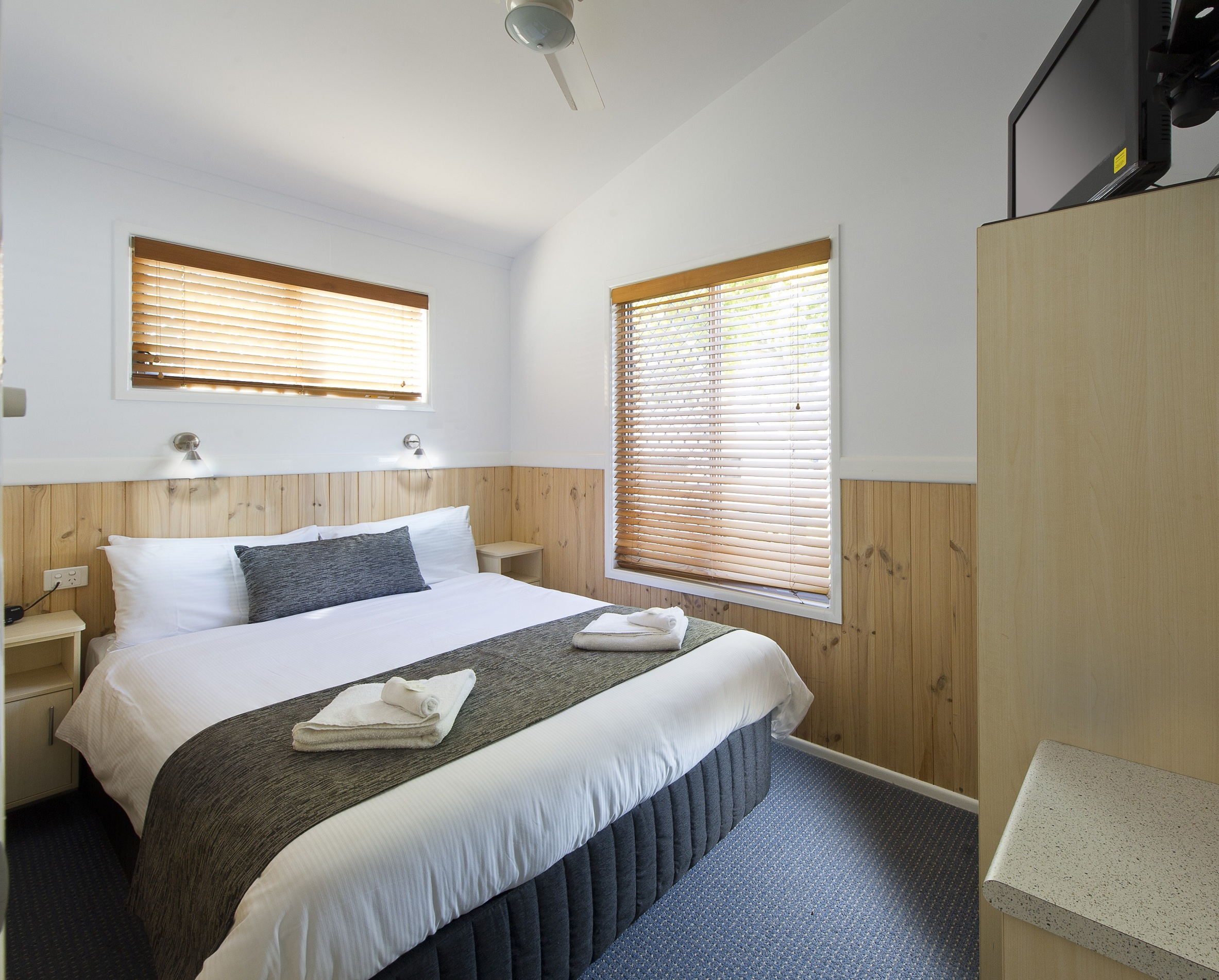 Mudjimba Beach Holiday Park - Accommodation Gladstone