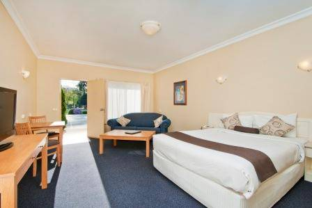 Nagambie Waterfront Motel - Accommodation Gladstone