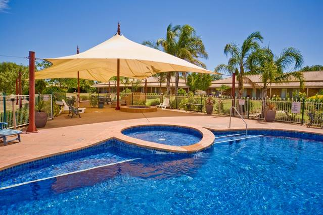 Paradise Lakes Motel - Accommodation Gladstone
