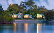 Boyds Bay Holiday Park - South - Accommodation Gladstone